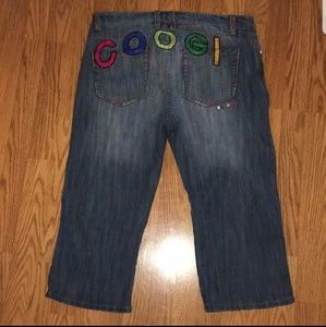 COOGI Jeans - 👖Coogi Cropped Jeans